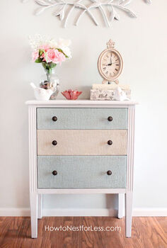 painted kitchen accent table with wood icing, chalk paint, painted furniture, Finished accent table using Wood Icing faux finish and Annie Sloan Chalk Paint