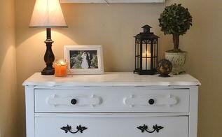 flea market dresser re do, painted furniture, After