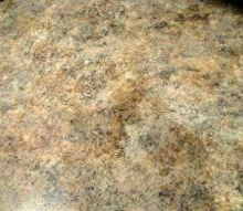 faux painted countertops, countertops, painting, Faux painted countertops