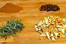 make fresh potpourri with ingredients you already have, cleaning tips, You just need these four common ingredients