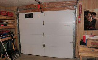 q garage door question, doors, garage doors, home maintenance repairs