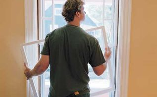 how to make your windows airtight in 9 steps, go green, home maintenance repairs, how to, windows