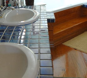 do you want a quick and easy way to make your ceramic tile and hardwood sparkle