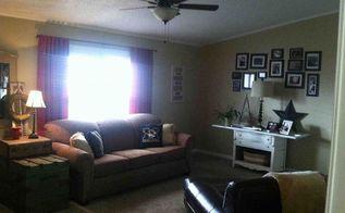 red door manufactured home, doors, home decor, living room ideas
