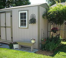 q ugly shed, outdoor living