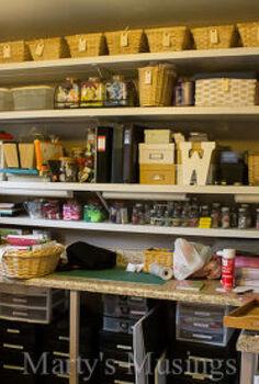 craft room inspiration for a budget makeover, craft rooms, home decor, storage ideas