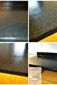 rustoleum countertop transformations review, countertops, After beautiful durable new look to get a few more years out of this countertop Not much work and I m pleased with the result