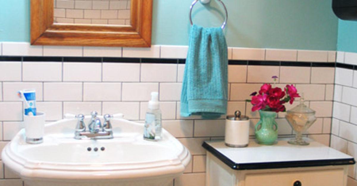 Vintage Bathroom Renovation Hometalk
