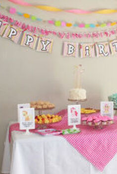 my little pony birthday party, crafts
