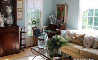 a southern home tour for the summer the everyday home, seasonal holiday d cor