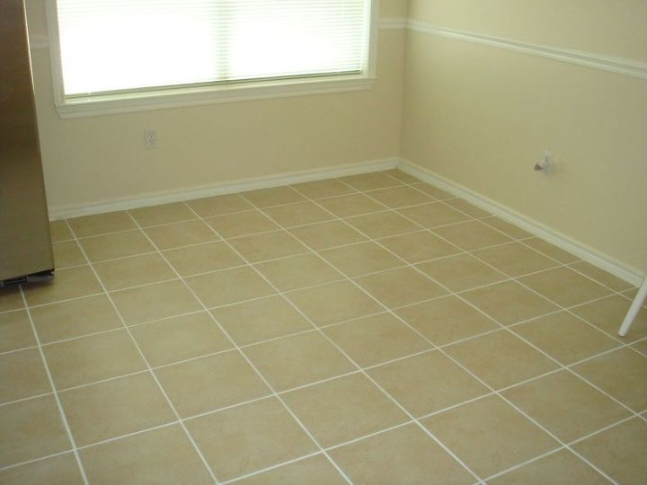 Theres Nothing Better Then Making Your Old Tile Grout