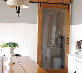 exterior storm door to interior sliding door doors woodworking projects this was before