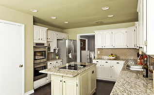 kitchen remodel adds new life to this beautiful home, home decor, home improvement, kitchen design