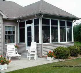 Amazing Diy Screen Porch Option, Decks, Porches, Windows, A Classic Screened  Porch