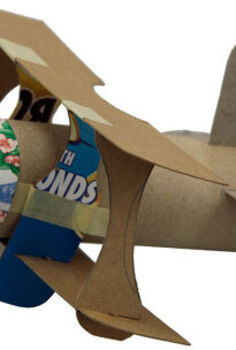 fun kids crafts science projects and more mini biplane looledo crafts for, crafts