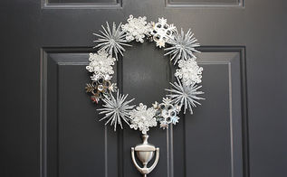 weekend inspiration wreaths wreaths and more wreaths, seasonal holiday d cor, wreaths, Wreath from Sadie Priss