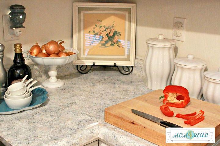 Giani Countertop Paint Canada : faux granite painted countertops, countertops, painting, Where the ...