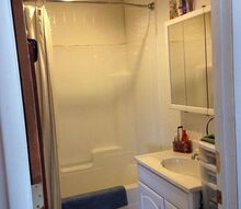 q looking for low cost ideas to revamp my tiny bathroom on a dime, bathroom ideas, home decor