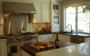 kitchen cabinetry, home decor, kitchen design, kitchen island, Here s the sink side of the kitchen