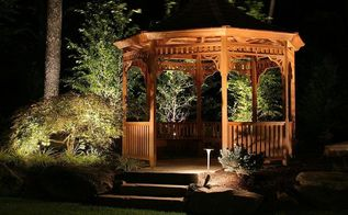 low voltage landscape lighting why it makes sense, lighting, outdoor living, Landscape Lighting