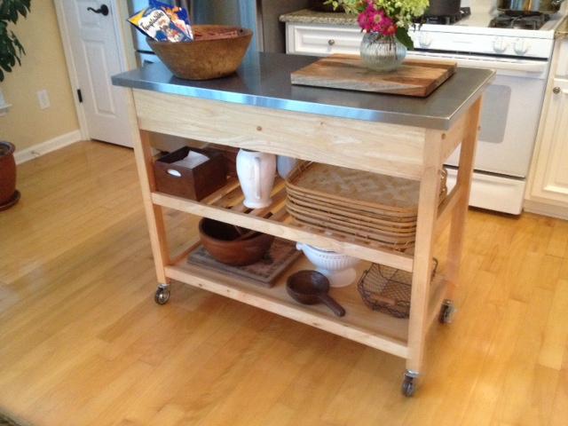 Ikea Rolling Cart Transformation Hometalk