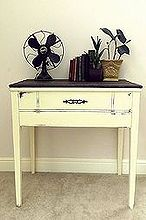 diy sewing table re purpose, home decor, painted furniture