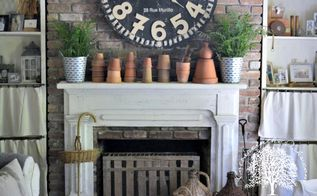 spring mantel 2014, fireplaces mantels, seasonal holiday d cor