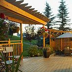how to stain a deck like a pro, decks, home maintenance repairs, outdoor living, A Beautiful and clean Deck viaSilvie Armas