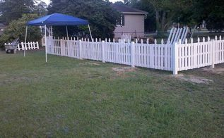 re purposing pallets, diy, fences, how to, pallet, repurposing upcycling, The fence is almost finished