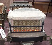 antique stoves, appliances, repurposing upcycling