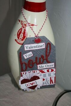 valentines day tags, crafts, seasonal holiday decor, valentines day ideas