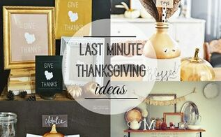 last minute thanksgiving ideas happy thanksgiving from vsp, seasonal holiday d cor, thanksgiving decorations, Photo courtesy of myfabulesslife com