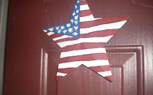 4th of july, crafts, patriotic decor ideas, seasonal holiday decor
