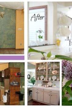 cottage kitchen makeover budget diy style, diy, home improvement, kitchen design