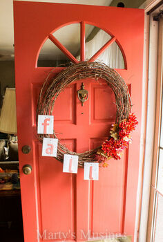 update your home for little money paint the front door, curb appeal, doors, painting