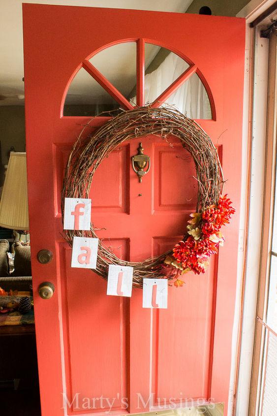 Update Your Home For Little Money Paint The Front Door