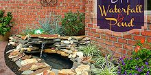 diy backyard pond amp landscape water feature, landscape, outdoor living, patio, ponds water features, See how I created my backyard water feature for a fraction of the price of hiring a landscaper I saved thousands of dollars and couldn t be happier with how it turned out
