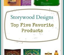 my top five favorite products, painted furniture, products