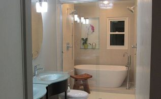 master bathroom remodel, bathroom ideas, diy, home decor, home maintenance repairs, Finished
