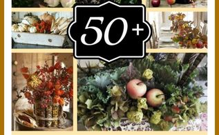 50 fabulous fall centerpieces, seasonal holiday d cor, thanksgiving decorations, 50 Fabulous Fall Centerpieces