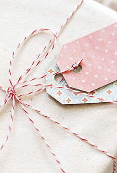 upcycling cereal boxes into gorgeous gift tags, crafts, Upcycling cereal boxes into gorgeous gift tags