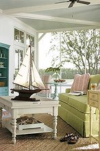 decorating with sailboat models, home decor