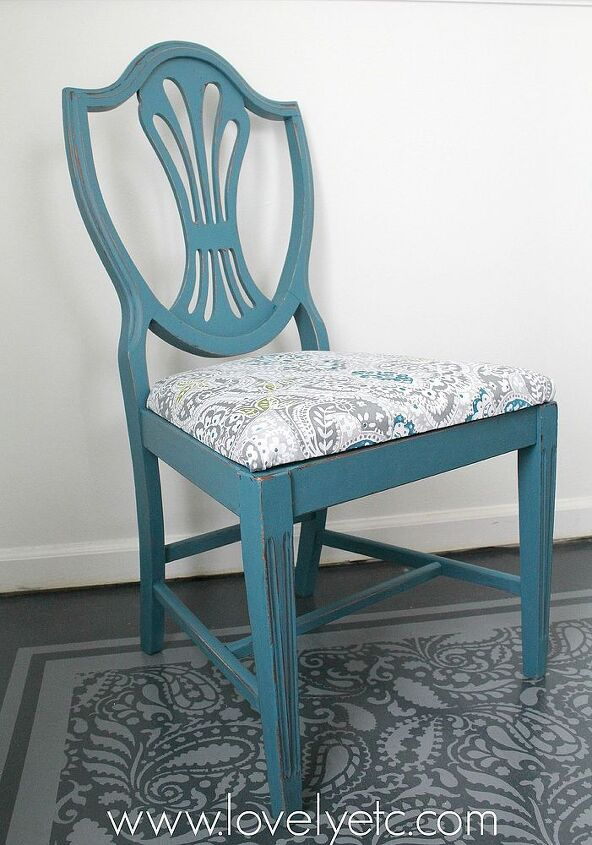 Gorgeous Upholstered Chairs – Dining Chair Fabric Upholstery