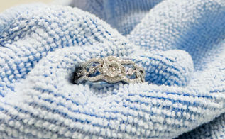how to clean jewelry, cleaning tips, Dry with a lint free cloth