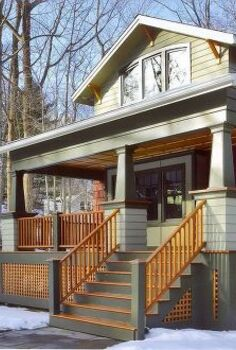 how to update a split level, architecture, home decor, Exterior of split level ranch by Titus Built LLC