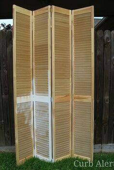decorating with shutters, foyer, home decor, repurposing upcycling, Shutters Before