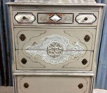 the joy of rescuing furniture, painted furniture, New Life