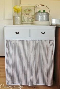 diy farmhouse style kitchen cabinet, diy, home decor, kitchen cabinets, kitchen design, painted furniture, repurposing upcycling, DIY Farmhouse Style Cabinet
