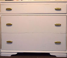 a perfectly pink dresser for baby girl nursery, bedroom ideas, chalk paint, painted furniture, Perfectly Pink