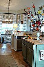 our revamped kitchen, home decor, kitchen backsplash, kitchen design, seasonal holiday decor